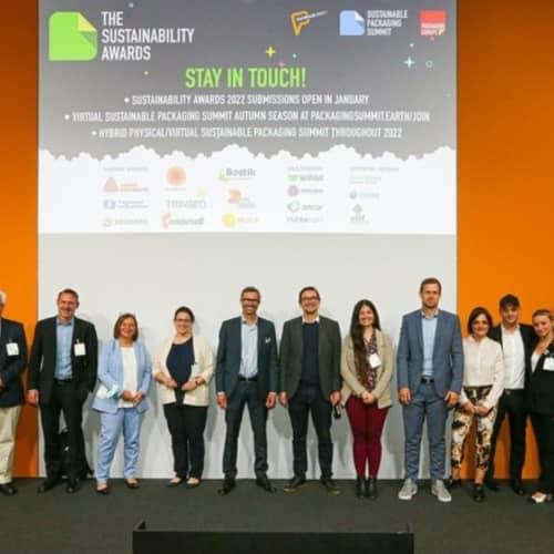 Winnaars Sustainability Awards 2021