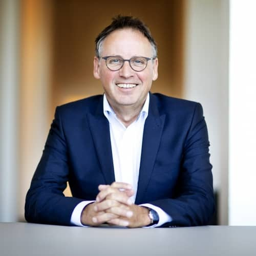 Chris Bruijnes chair reuse and recycling European Plastics Pact