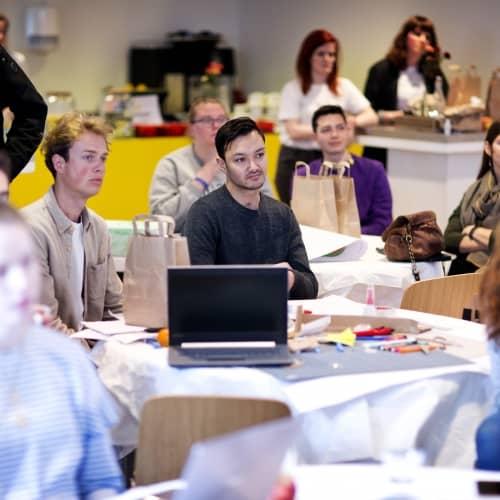 Packalicious: de 'learning community' voor studenten én bedrijven