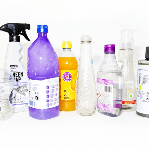 Update Recycle Check for Rigid plastic packaging