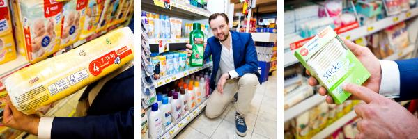 AS Watson duurzaam verpakken kruidvat rubriek