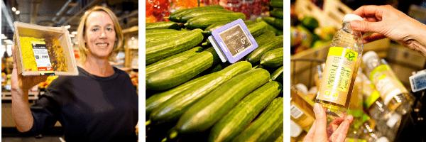 PLUS retail duurzaam verpakken kidv